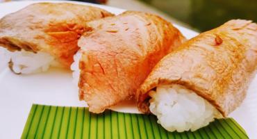 Sushi to potrawa z tradycją. Musi być przygotowana z pietyzmem