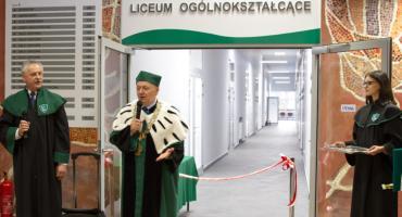 Przed uczniami liceum Politechniki Białostockiej wiele miesięcy nauki