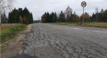 Mieszkańcy doczekają się nowej drogi pomiędzy Niewodnicą Nargilewską a Kudryczami
