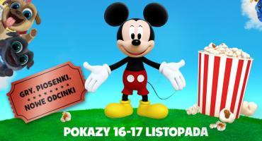 Disney Junior w Kinie Helios a u nas dwa podwójne zaproszenia