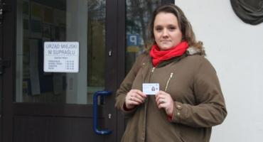 Urzędnicy z Supraśla wydali pierwsze karty ulgowe swoim mieszkańcom