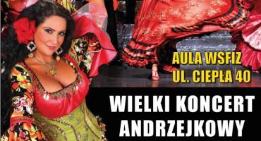 Cygańskie czary-mary na koncercie Andrzejkowym w Białymstoku