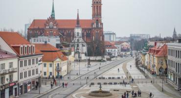 Białystok zmieniał się na kredyt