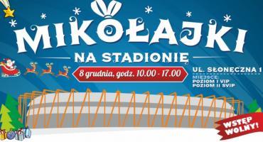 Stadion Miejski zaprasza w niedzielę na Mikołajki