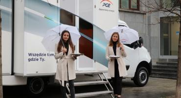 Mobilne Biuro Obsługi Klienta PGE dojedzie do klienta