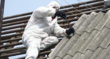 Gmina Łapy będzie przyjmowała wnioski na usuwanie azbestu