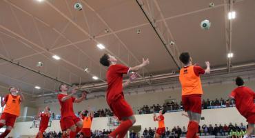 Trenerzy piłki nożnej z Podlasia dwa dni szkolili umiejętności