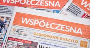 Prawie milion złotych za digitalizację Gazety Współczesnej