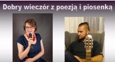 Jesienny Dobry wieczór z poezją i piosenką na Targówku