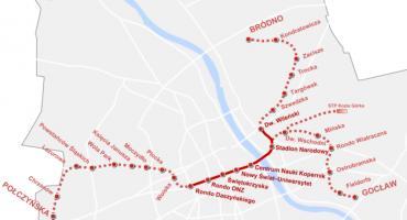 Spotkania informacyjne w sprawie budowy stacji metra na Bródnie!