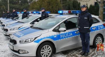 Policja z Targówka dostała nowe radiowozy