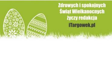 Zdrowych i spokojnych Świąt Wielkanocnych życzy redakcja itargowek.pl