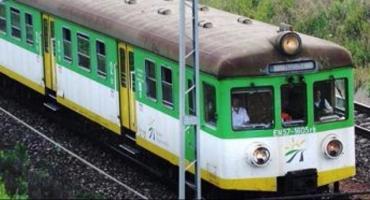 Nowe pociągi w szczycie porannym Zielonka W-wa orazTłuszcz Małkinia