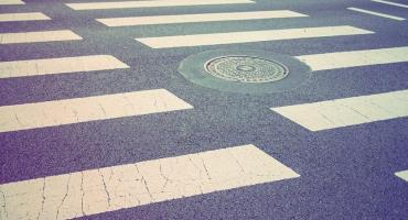 15 przejść dla pieszych doświetlonych w Rembertowie