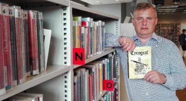 Ciekawa promocja książki w rembertowskiej Bibliotece im. Jana Pawła II