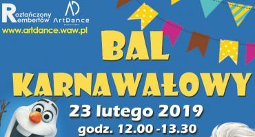 Bal Karnawałowy dla dzieci i rodziców