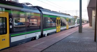 Powrót wyremontowanych pociągów w Rembertowie!