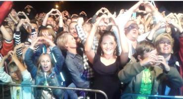 Tłumy bawiły się na koncercie zespołu MIG w Bobrownikach