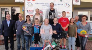 Zakończenie wakacji w Dobrzyniu nad Wisłą na sportowo