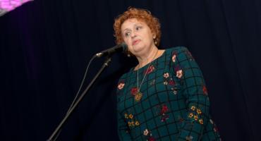Elżbieta Zalewska z drugą Nawojką