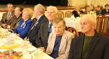 Pary z gminy Tłuchowo świętowały złote gody
