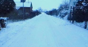 Zima przyniosła obowiązki