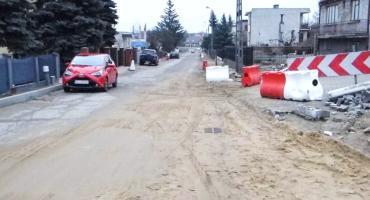 Solidarni z ulicą Ogrodową