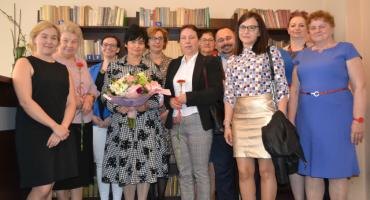 Przyjechali bibliotekarze