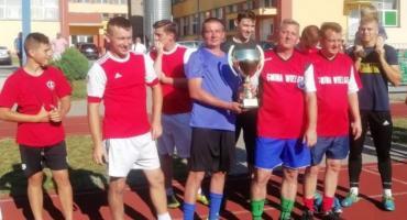 FC Nowa Wieś z Pucharem Wójta [zdjęcia]