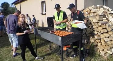 Strażacy siłą Jarczewa