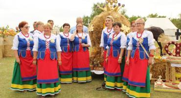 Podziękowali za plony w Dobrzyniu nad Wisłą [zdjęcia]