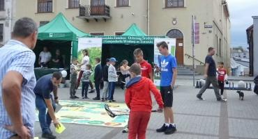 Ekologiczna zabawa w Lipnie
