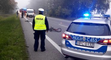 Pijany kierowca śmiertelnie potrącił 54-latka