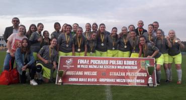 Mustang zdobył Puchar Polski!