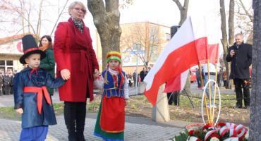 Bogaty program obchodów 11 listopada w Dobrzyniu nad Wisłą [zdjęcia]