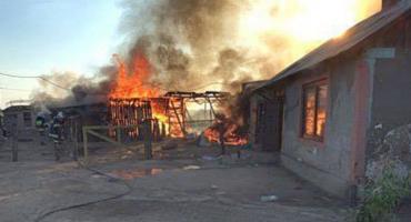 Pożar w Tłuchowie. Dom trzeba zburzyć, potrzebna pomoc