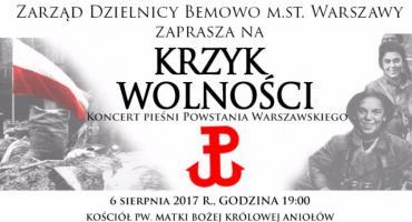 Koncert pieśni Powstania Warszawskiego – Krzyk Wolności