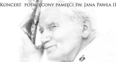 Koncert pamięci Jana Pawła II