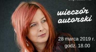 Wieczór autorski z K.Wilczyńską już 28 marca! Zapraszamy.