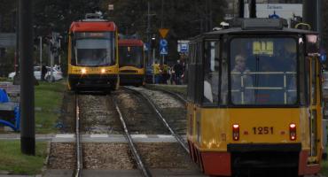 Którym tramwajem nie dojedziesz do pracy? Zmiana rozkładu