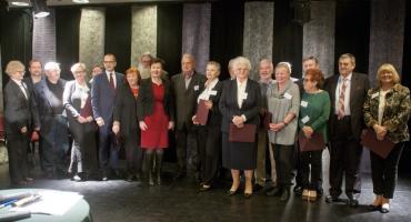 Spotkanie warszawskich rad seniorów