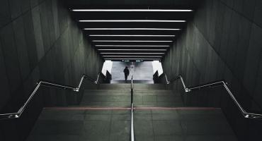 Niebezpieczne zajście w metrze Marymont