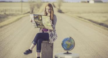 Będzie spotkanie z podróżniczką: - Stojąc na górze popłakałam się ze szczęścia.
