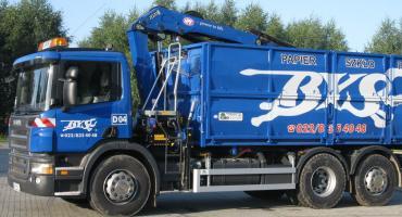 BYŚ zajmie się odbiorem odpadów komunalnych na Bielanach