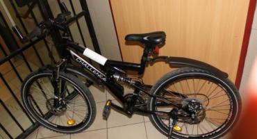 Szukamy właściciela skradzionego roweru