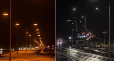 Lepsze oświetlenie na ul. Pułkowej