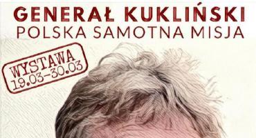 Wystawa Generał Kukliński - Polska Samotna Misja do końca miesiąca w urzędzie