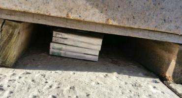 Kolejny handlarz papierosów złapany przy ul. Targowej