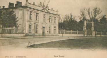 Dom Kultury Pragi-Północ może powstać w Parku Praskim