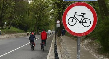 Nowe znaki dla rowerzystów ?